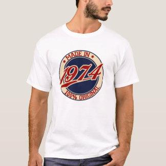 T-shirt Fait en 1974