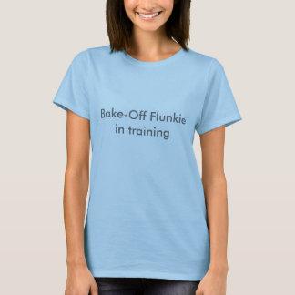 """T-shirt """"Faites- Flunkie cuire au four dans la formation """""""