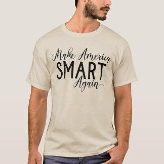 T-shirt Faites la résistance d'Anti-Atout de l'Amérique