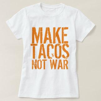 T-shirt Faites les tacos