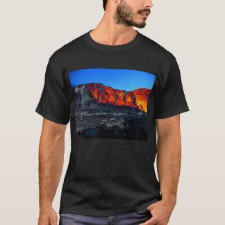 T-shirt Falaise de désert de Seminegative par KLM