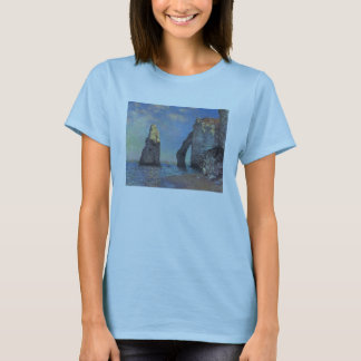 T-shirt Falaises de Monet_The chez Etretat