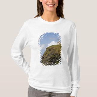 T-shirt Falaises pittoresques de Moher et de tour