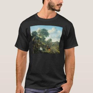 T-shirt Famille d'Adriaen van de Velde