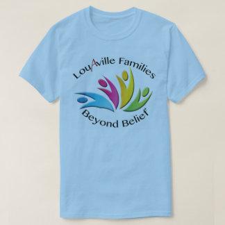 T-shirt Familles de Louisville au delà de croyance --