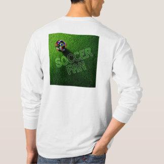 T-shirt fan de foot T