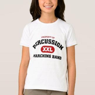 T-shirt Fanfare de percussions