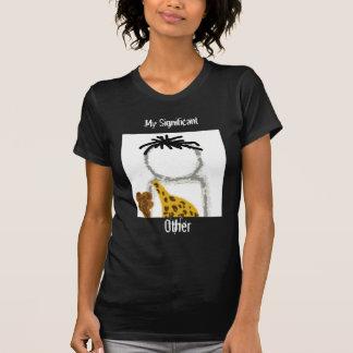 T-shirt Fantôme d'homme des cavernes