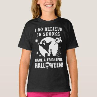 T-shirt Fantômes de Halloween