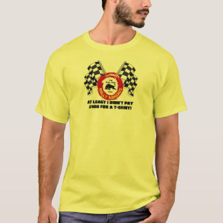 T-shirt farfelu de fous de rassemblement !
