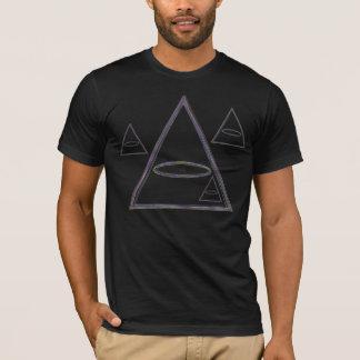 T-shirt Fatass Illuminati