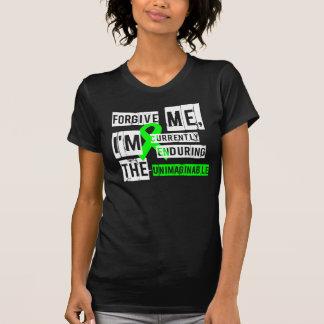 T-shirt Fatigué de la chemise inimaginable de Lyme