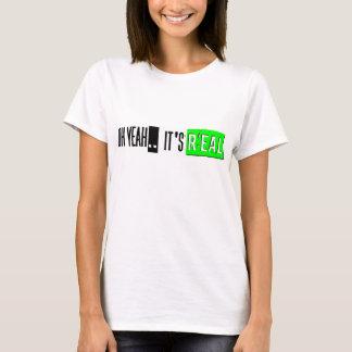 T-shirt Fatigué de la vraie chemise de Lyme