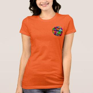 T-shirt Favori Jersey de Bella de bulles