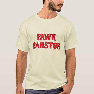 T-shirt Fawk Bahston