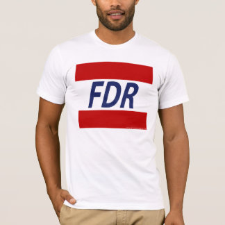 T-SHIRT FDR