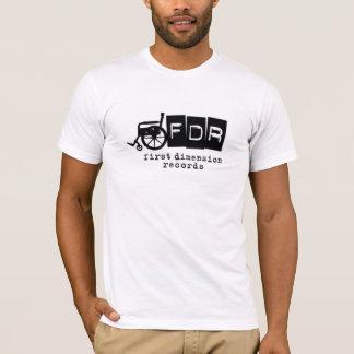 T-shirt FDR T blanc