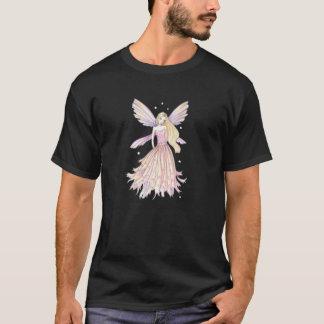 T-shirt féerique céleste assez rose