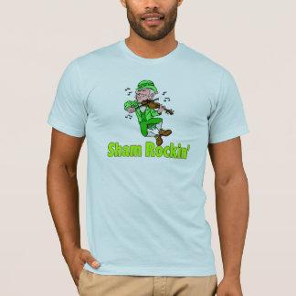 T-shirt Feinte Rockin