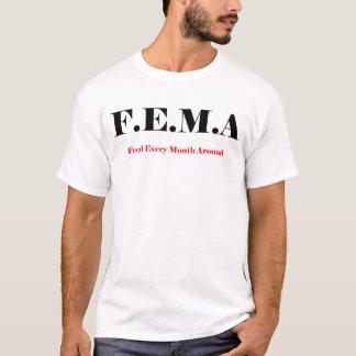 T-SHIRT FEMA