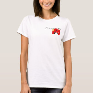 T-shirt Féministe de masculinité