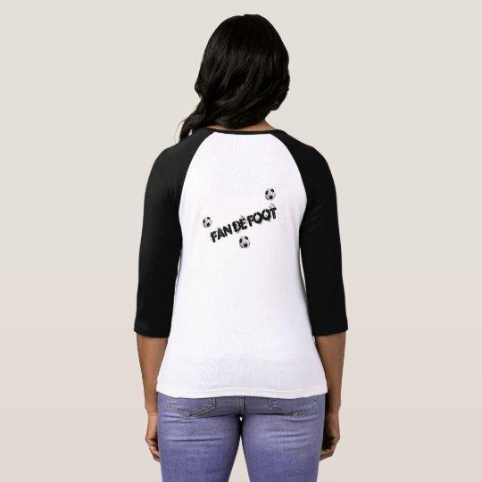 T-shirt Femme de Foot