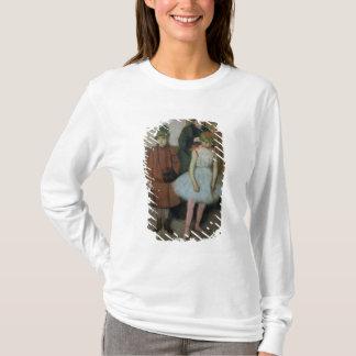 T-shirt Femme d'Edgar Degas | avec deux petites filles