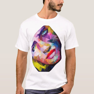 T-shirt Femme émotive