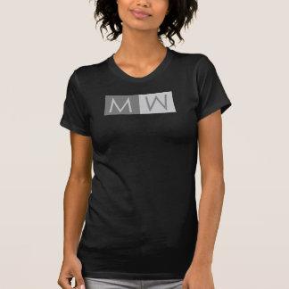 T-shirt Femmes de miroir d'habillement de Mathias/fille