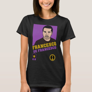 T-shirt Femmes de Nintendo Francesco