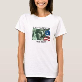 T-shirt Femmes libertaires