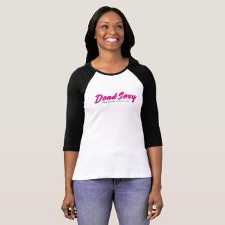 T-shirt Femmes sexy mortes de chemise de film
