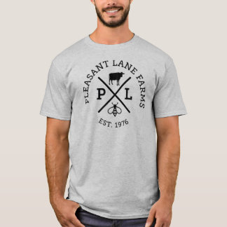T-shirt Fermes agréables de ruelle