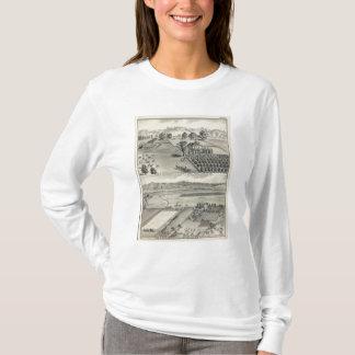 T-shirt Fermes, vallée de Capay, Madison