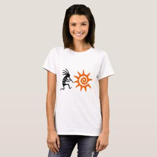 T-shirt Fermes vertes de désert