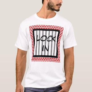 T-shirt Fermez à clef dedans
