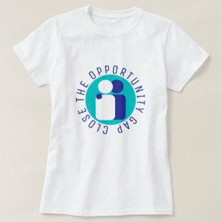 T-shirt Fermez la lumière de réforme d'éducation de Gap