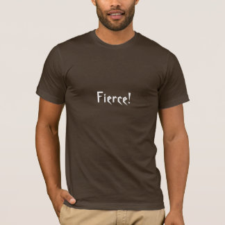 T-shirt Féroce !