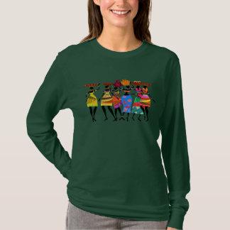 T-shirt Festin africain