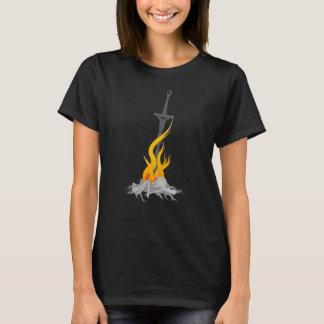 T-shirt Feu d'âmes