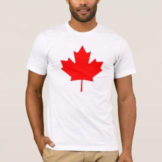 T-shirt Feuille d'érable du Canada