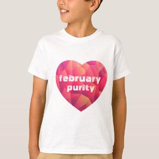 T-shirt février