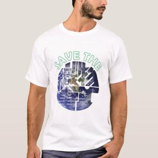 T-shirt FHI sauvent la terre