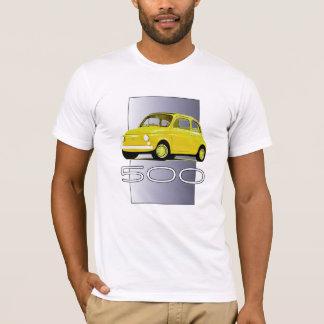T-shirt Fiat original 500 : édition concurrentielle