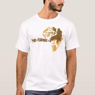 T-shirt Fierté de l'Ethiopie - avec amour