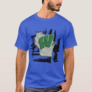 T-shirt Fierté d'état du Wisconsin