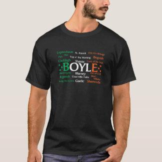 T-shirt Fierté d'Irlandais de Boyle