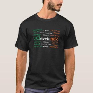 T-shirt Fierté d'Irlandais de Cleveland