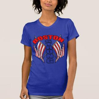 T-shirt Fierté forte de Boston