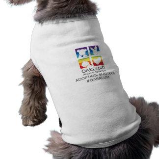 T-shirt Fierté OASALUM de chemise de chien de services